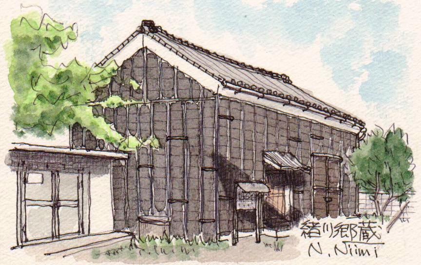 17389_緒川郷倉