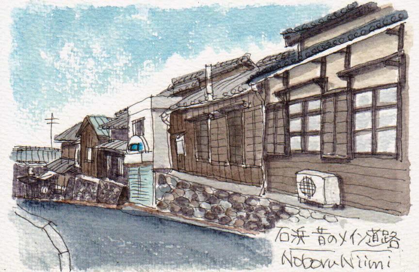 17340_郷中の道路